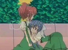 Your Heart's Beating Fast Nagisa.