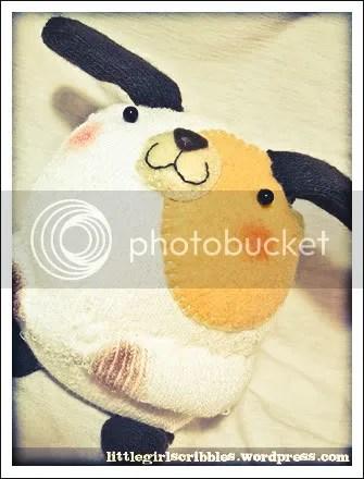 Sock Doll - Doggie
