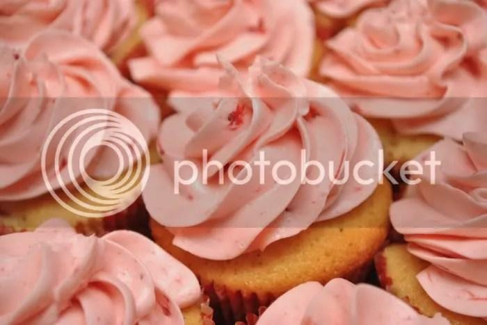 Strawberry Mousseline Buttercream