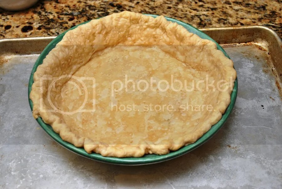 Blind Baking Pie Crust
