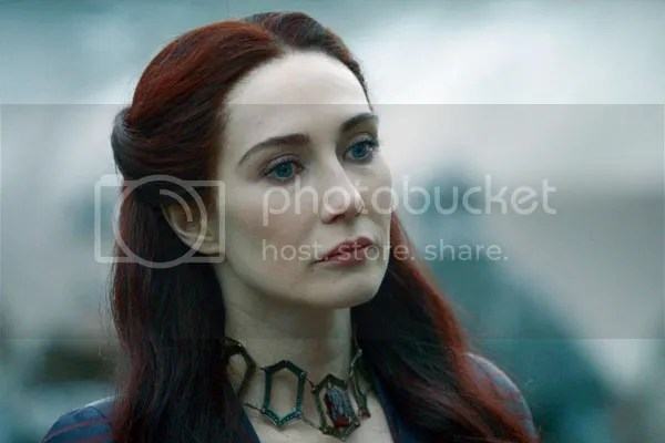 Melisandre in Mother's Mercy