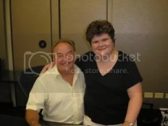 Gerry Marsden and Kit O'Toole