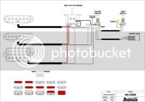Ibanez RG560 Pickup Wiring  Ultimate Guitar