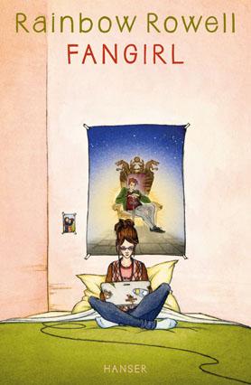 Fangirl Cover (c) Hanser Literaturverlage