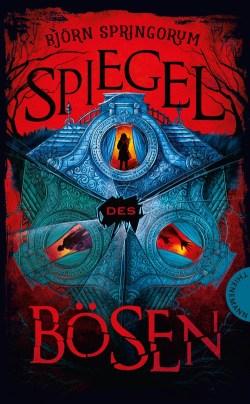 Spiegel des Bösen Cover (c) Thienemann Verlag