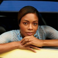 Let james bond beauty naomi harris take you back to the 1950s