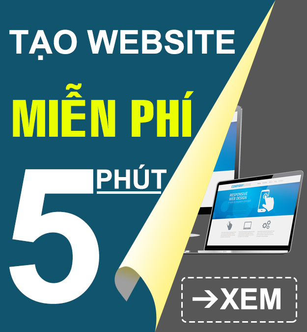 Làm website miễn phí
