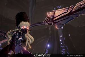 code vein, Code Vein: Le prime immagini del nuovo JRPG di Bandai Namco