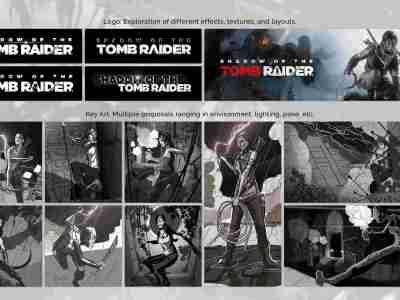 shadow of the tomb raider, Shadow of the Tomb Raider: In rete compaiono il logo e alcuni artwork