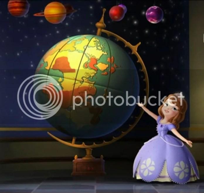 sofia globo del mundo