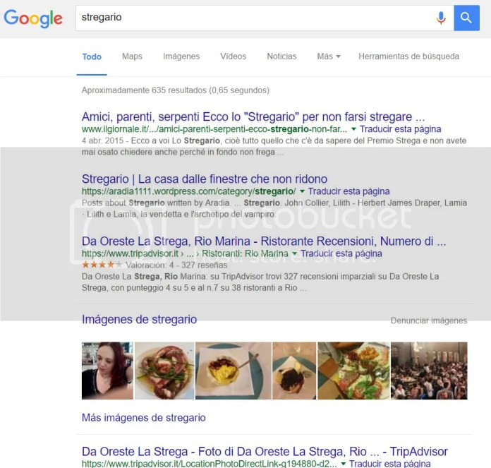 stregario Google