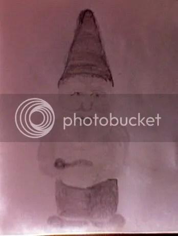Smiling Gnome
