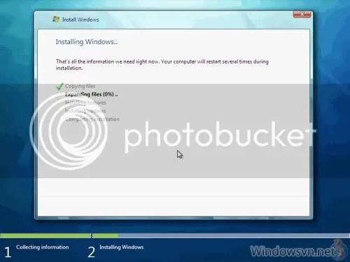 [ThủThuật]Hướng dẫn cài đặt Windows 7 bằng hình ảnh