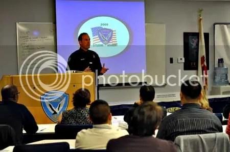 Deputy Chief  Paul Bockrath