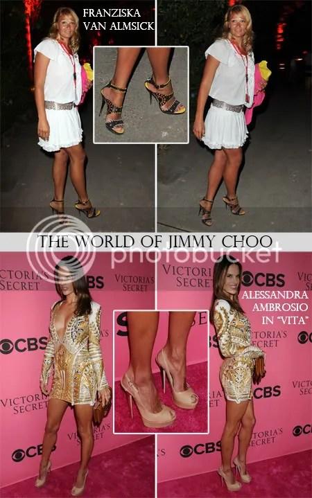 1113c0822 Franziska van Almsick's pair has summer written all over it, while  Alessandra Ambrosio's Vita (Cruise 2012, 145 mm heel, colors: nude, black,  champagne, ...