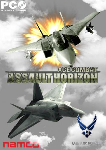 Ace Combat: Assault Horizon - Enhanced Edition v.1.0.143.72 (2013/RUS/ENG/MULTi9/RePack by R.G. Catalyst)