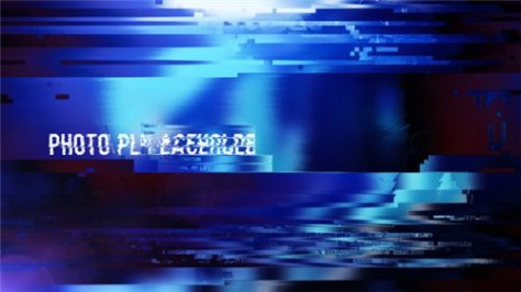 Glitchy Opener - After Effects Project (Videohive)