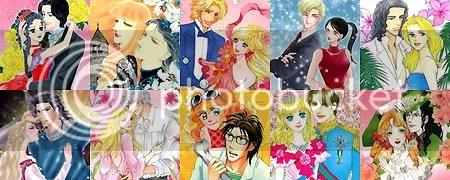 Romance comic raws