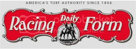 Image result for daily racing form logo