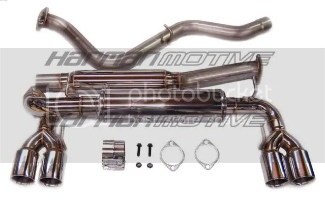 Harman Motive Exhaust System