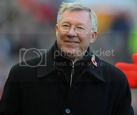 Sir Alex Eyes More Silverware