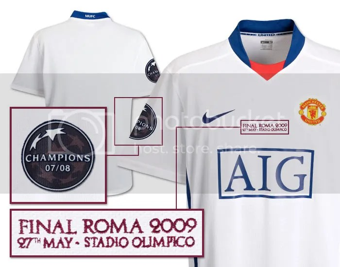 Champions League Final Kit
