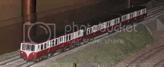 Worsley Works three-car MED set