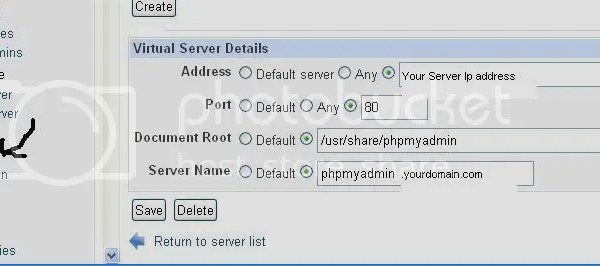 how to phpmyadmin