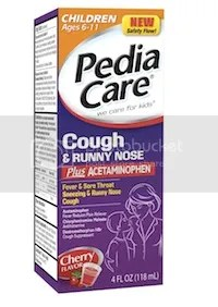 PediaCare Cough and Runny Nose