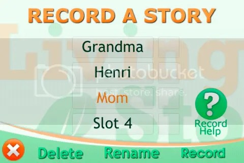 Record a Story