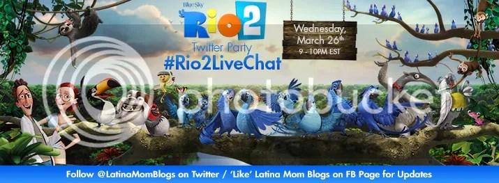 #Rio2LiveChat 'La Familia' Bilingual Twitter Party