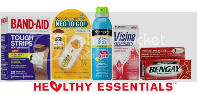 Healthy Essentials for Summer #Moms4JNJConsumer #ad