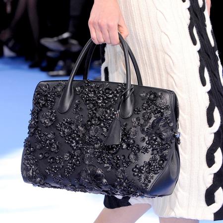 AW13 Handbags: Dior