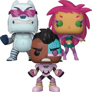 Pop Television: Teen Titans Go The Night Begins To Shine