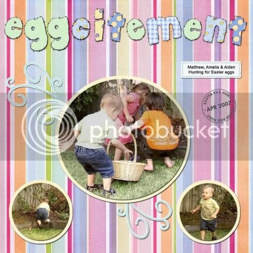 Egg-citement