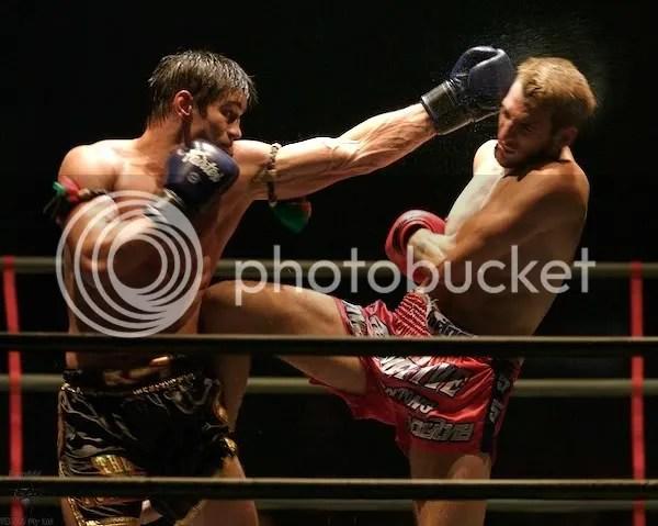 RAMAZAN - Muay Thai Champ