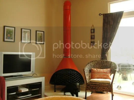 The Estate of Things chooses Vintage Electric Fireplace