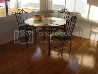 The Estate of Things chooses Dining Table refurbish