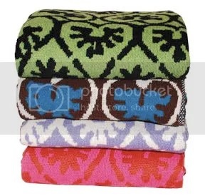 The Estate of Things chooses Eco Collection throw blanket