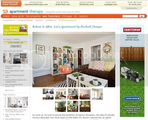 The Estate of Things chooses Isuwannee on Apartment Therapy
