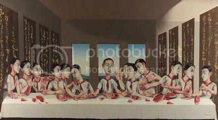 photo ZengFanzhiTheLastSupper2001OilOnCanvas.jpg