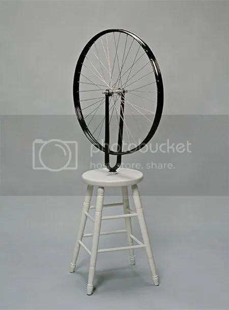 photo MarcelDuchampRoueDeBicycletteBicycleWheel1913-1960-1976.jpg