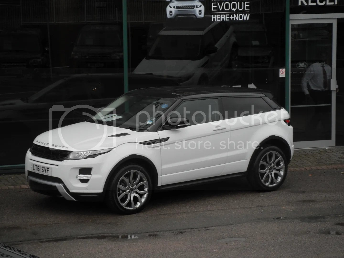 babyRR The Range Rover Evoque Forum What is The best color