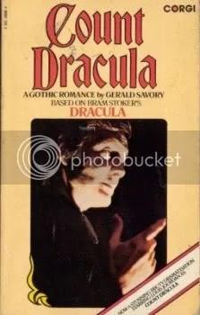 Savory - Count Dracula