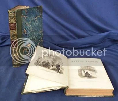 La Pequeña Dorrit, como pudieron disfrutarla los primeros lectores