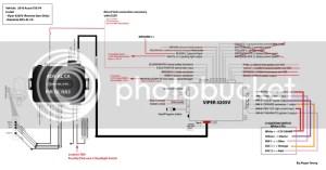 2010 acura tsx viper 4205V