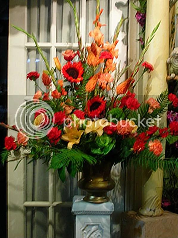 Funeral Centerpiece