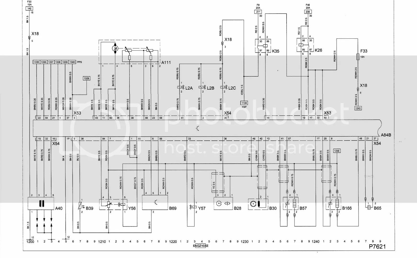 1 0 Corsa Wiring Diagram Needed