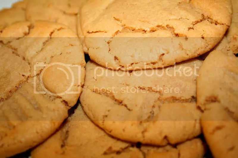 Peanut butter cookies!
