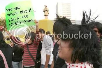 Emo Protest